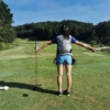 【猛暑の中でも快適】扇風機付き(ファン付き)空調服を着て、ゴルフをやってみました。