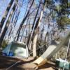 【群馬県のキャンプ場】無料&予約無しで気軽に宿泊できる、角渕キャンプ場