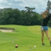 【猛暑と元気いっぱいのラフに苦戦】うぐいすの森ゴルフクラブ&ホテル馬頭(栃木県)